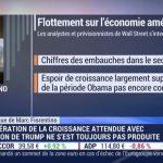 Marc Fiorentino: Economie américaine: L'effet Trump ne s'est pas toujours produit