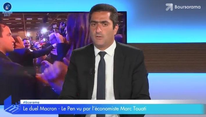 """Marc Touati: """"Les marchés vont trop loin et l"""