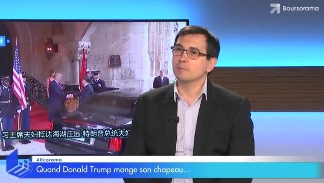 Quand Donald Trump mange son chapeau... Avec Olivier Berruyer
