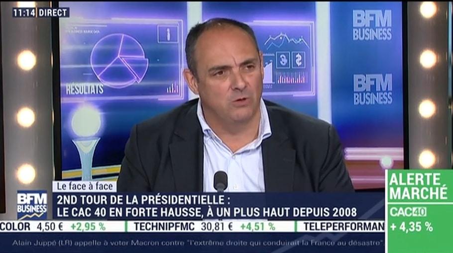 """Olivier Delamarche: """"on peut très bien avoir une europe sans Euro… l'Euro est une saloperie !"""""""
