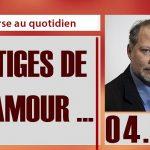 Philippe Béchade: Séance du Mardi 04 Avril 2017: «Vertiges de l'amour …»