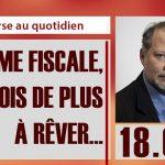 Philippe Béchade: Séance du Mardi 18 Avril 2017: «Réforme fiscale, 2 mois de plus à rêver…»
