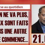 Philippe Béchade: Séance du Vendredi 21 Avril 2017: «Rien ne va plus, les jeux sont faits mais une autre partie commence…»