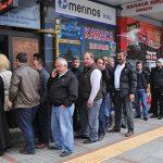 """Turquie: """"Le taux de chômage s'envole à 14,67% !"""""""