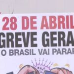 Brésil: première grève générale depuis 21 ans