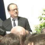 François Hollande: «Je laisse un pays dans un état bien meilleur que celui que j'ai trouvé !»