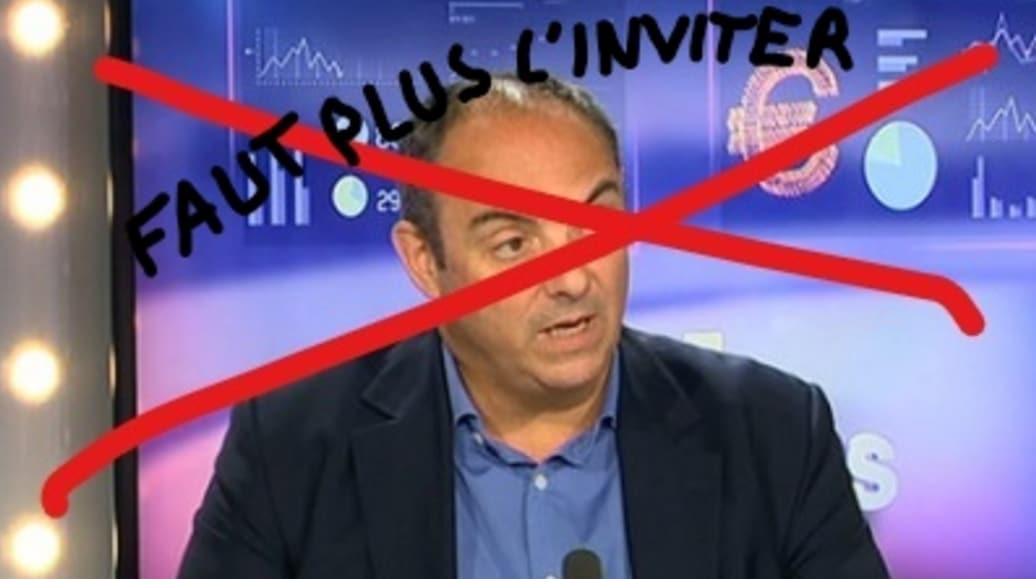 "Olivier Delamarche: ""L"