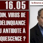 """Philippe Béchade: Séance du Mardi 16 Mai 2017: """"Le bitcoin, virus de la délinquance ou antidote à la déliquescence ?"""""""