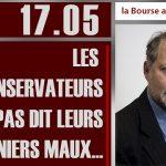 Philippe Béchade: Séance du Mercredi 17 Mai 2017: «Les néoconservateurs n'ont pas dit leurs derniers maux…»