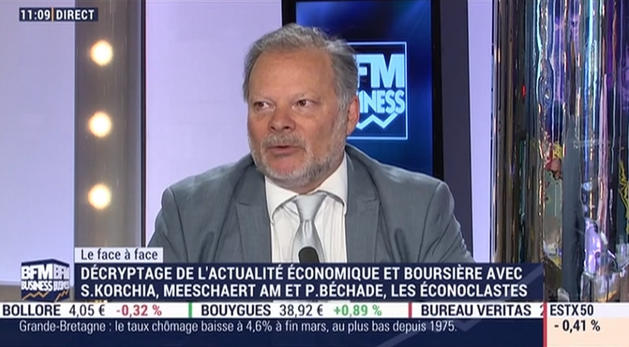 Béchade: Le marché n