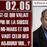 Philippe Béchade: Séance du 05/02/17: «Qu'est-ce qui valait le PIB de la Suisse en mi-mars …»