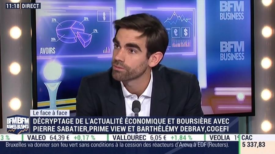 Pierre Sabatier: Le moteur des marchés s