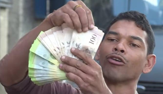Rien ne va plus au Venezuela ! Le dollar s'échange désormais contre plus d