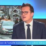 """Ludovic Subran: """"Je pense que l'embellie économique ne va pas durer !"""""""