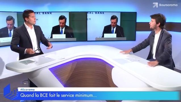 Planche à Billets: La BCE est-elle condamnée à imprimer ad vitam aeternam  ?