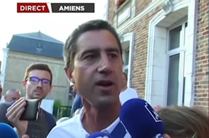 "François Ruffin: ""Macron c"
