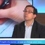 Report de l'impôt à la source: ce que ça change pour vous… Avec Olivier Berruyer