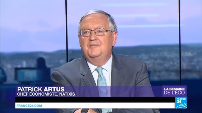 "Patrick Artus: ""On prête aux grecs l"