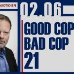"""Philippe Béchade: Séance du 02 Juin 2017: """"Good cop, bad cop 21"""""""