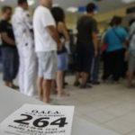 La crise économique fait grimper le taux de chômage en Grèce