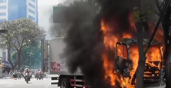 Venezuela: manifestations pro-Ortega, 75ème mort en trois mois