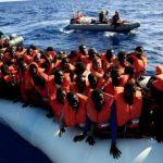 Italie, vendredi 14 juillet2017: 4400 migrants en un jour