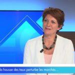 Véronique Riches-Flores: «Nous sommes dans une situation de bulle sur les marchés !»