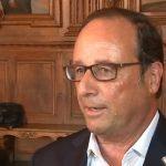 """François Hollande: """"le temps de la récolte arrive"""""""