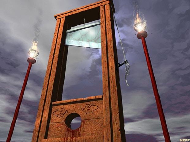 Simone Wapler: Les banquiers centraux à la guillotine