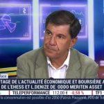 """Jacques Sapir: """"le risque bancaire est en train de revenir massivement en Europe"""""""