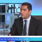 """Marc Touati: """"Par rapport à la réalité économique, on a une survalorisation des marchés de 15%"""""""