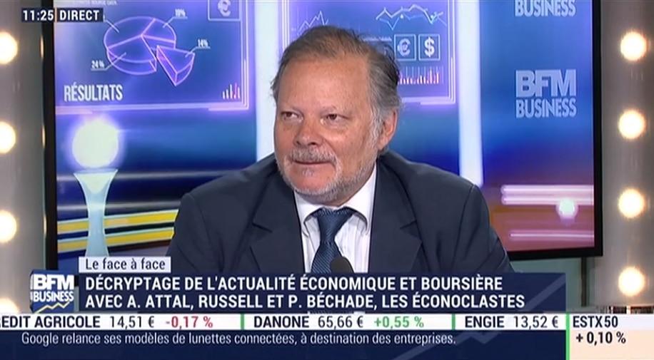 Philippe Béchade: En Europe et aux USA, les entreprises n