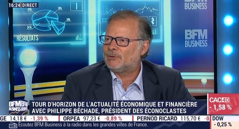 """Les banques centrales ont-elles """"tué le marché"""" par leur interventionnisme permanent ? Avec Philippe Béchade"""