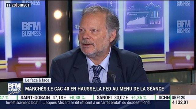 Philippe Béchade: Les rachats de titres aux Etats-Unis, c