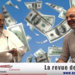 Pierre Jovanovic et Laurent Fendt: La revue de presse (Juillet-Août 2017)