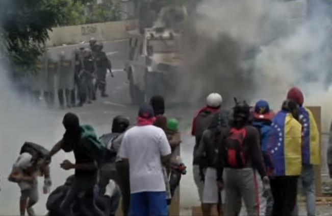 Venezuela: Grève générale, arrestations et morts