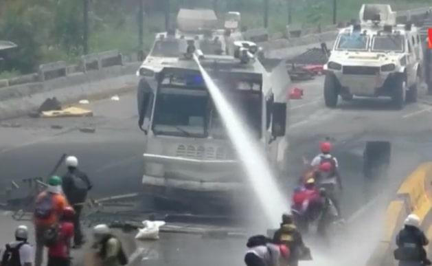 Venezuela: une répression toujours plus violente et même inouïe