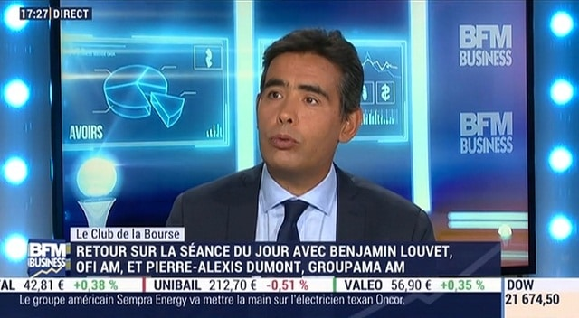 Benjamin Louvet: Le patron du plus gros hedge fund au monde recommande d