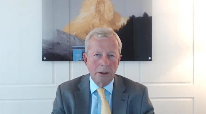 Egon Von Greyerz: Le risque n