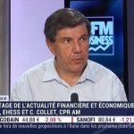 J. Sapir: Si on reste autour de 1,20 $ pour 1€, l'économie française et italienne vont souffrir de façon importante