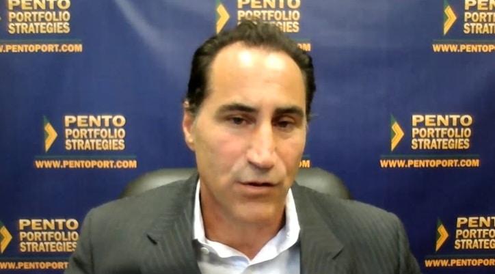 """Michael Pento: """"La hausse des taux entraînera un chaos sur l"""