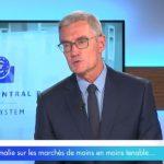 """Didier Saint-Georges: Marchés: """"Il y a une espèce de myopie qui me semble particulièrement dangereuse"""""""