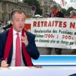 """Christophe Barbier: """"Les retraités sont des enfants gâtés"""""""