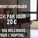 France: Sécurité sociale: Le forfait hospitalier devrait augmenter de plus de 11%