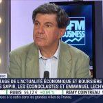 """Jacques Sapir: """"Le FMI tire un bilan extrêmement négatif de l'évolution de l'euro mais aussi de son existence même"""""""