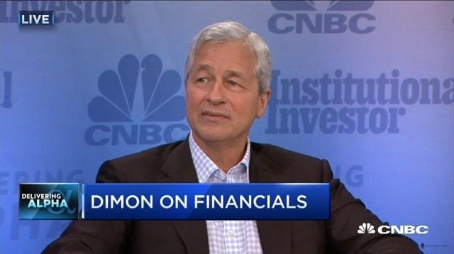 Pour Jamie Dimon, PDG de JPMorgan, le Bitcoin n
