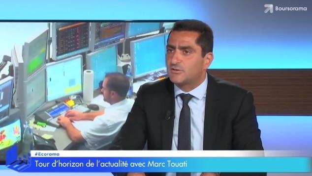M. Touati: Si dans les 6 prochains mois, la bourse n