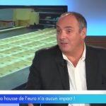 Pourquoi la hausse de l'euro n'a finalement aucun impact !… Avec Olivier Delamarche