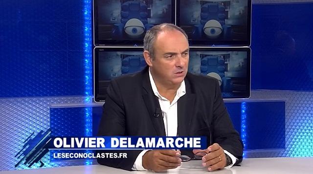 Olivier Delamarche à l