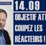 """Philippe Béchade: Séance du Jeudi 14 Septembre 2017: """"Aux Etats-Unis, c'est ZÉRO croissance sans l'endettement !"""""""